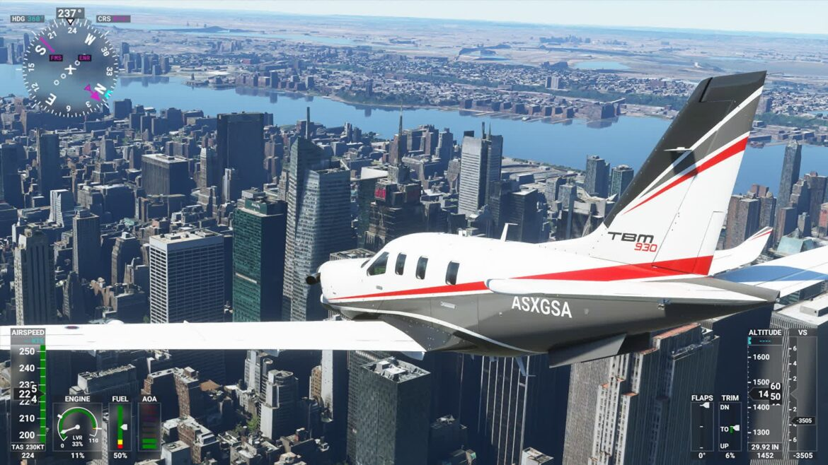 Microsoft Flight Simulator game engine gets reworked to optimize performance